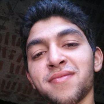 Ahmad Mughal, 27, Makkah, Saudi Arabia
