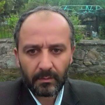 Tarık Doğan, 47, Ankara, Turkey