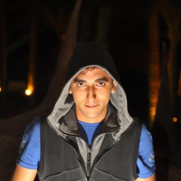 Khaled Hafez, 28, Cairo, Egypt