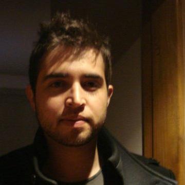 Juan Burgos, 31, Bogota, Colombia