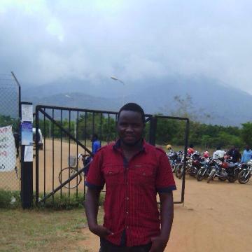 Ndakie Madulu, 30, Dar Es Salam, Tanzania