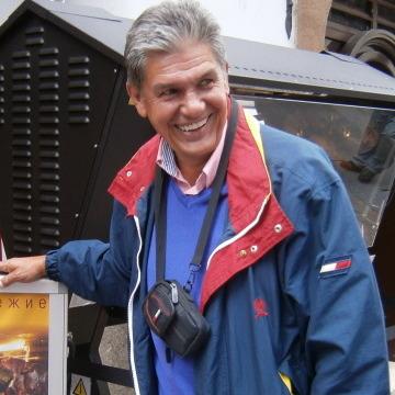Peter B, 57, Prague, Czech Republic