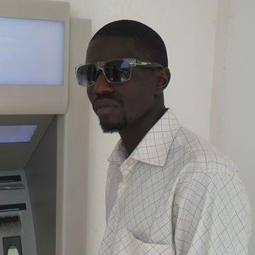 modou jawo, 33, Banjul, Gambia