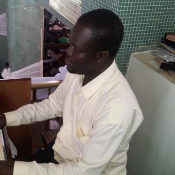 Joshua OKYERE-TWUM, 35, Kumasi, Ghana