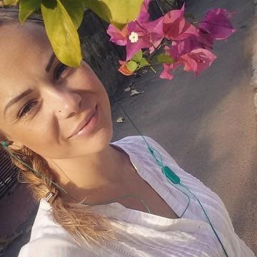 Natalia Szymańska, 25, Kochi, India