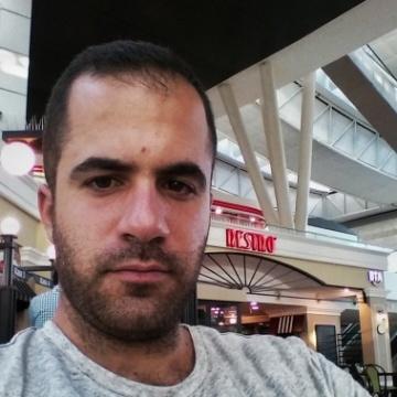 Ibrahim, 30, Ankara, Turkey