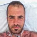 Ibrahim, 29, Ankara, Turkey