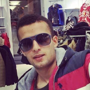 Ahmet Salem, 26, Istanbul, Turkey