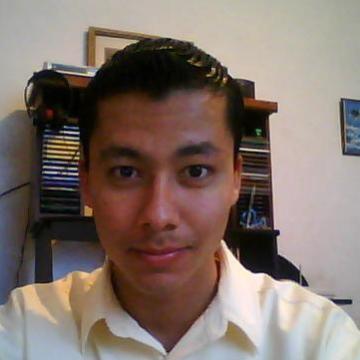 Albert Lehninger, 32, Tecamac, Mexico