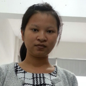 Diana Yang, 27, Wenzhou, China