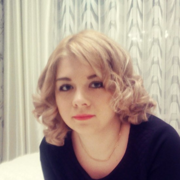 Анастасия, 23, Minsk, Belarus