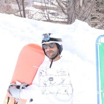 Saif, 24, Tokyo, Japan