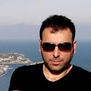Kemal Ilgün, 37, Istanbul, Turkey