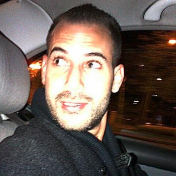 Omar Al-Khatib, 30, Dubai, United Arab Emirates
