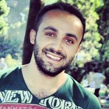 Hakkı Altun, 30, Istanbul, Turkey