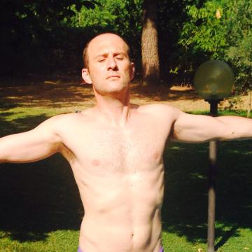 Gabriele Danesi, 45, Firenze, Italy