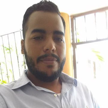 Jochy Garcia, 28, Santo Domingo, Dominican Republic