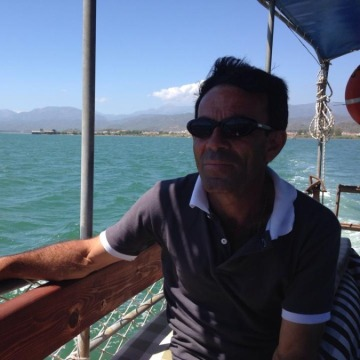 Rauf Bilgi, 51, Mersin, Turkey