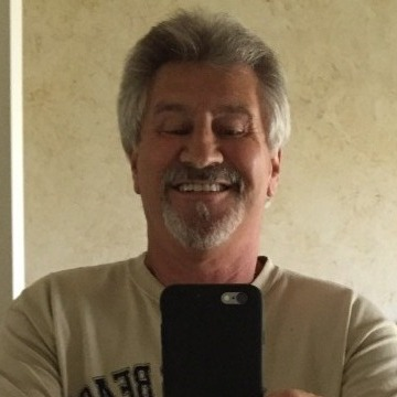 Mike Huddleston, 56, Houston, United States