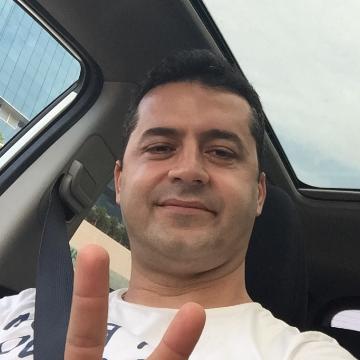 Güçlü Gelgel, 33, Istanbul, Turkey