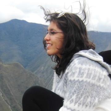 Fabiola, 20, La Paz, Bolivia