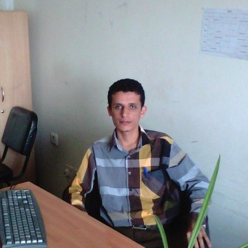 Mohammed Hmoud Ali, 31, Sanaa, Yemen