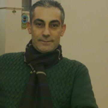 Veysel Alay, 43, Istanbul, Turkey