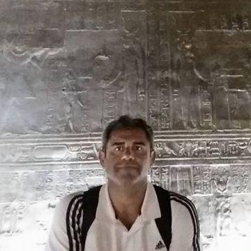 Joseph Cardoc, 45, Jeddah, Saudi Arabia