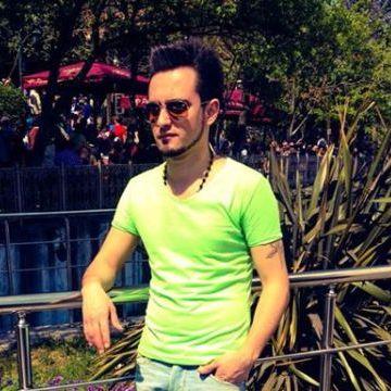 Engin Keskin, 29, Istanbul, Turkey
