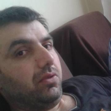 Hasan Tuna, 32, Istanbul, Turkey