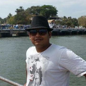 Manish Majumdar, 29, Pune, India
