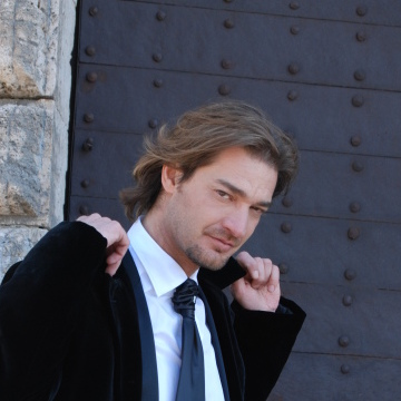 Filippo Belletti, 43, Rome, Italy