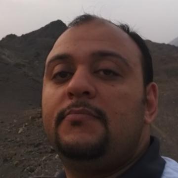 Mohammad El-Shehri, 36, Dubai, United Arab Emirates