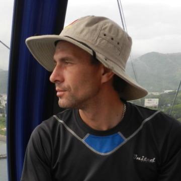 Max, 41, Baikal, Russia