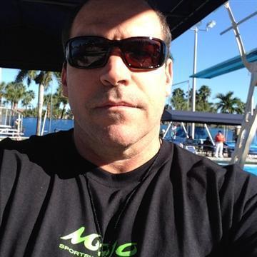 Greg Davidson, 53, Rotherham, United Kingdom