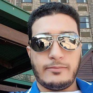 Ahmed Bakry, 35, Jeddah, Saudi Arabia