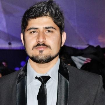 Tahir Rasool, 21, Peshawar, Pakistan