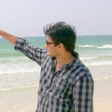 Nitin, 25, Dubai, United Arab Emirates