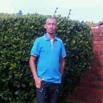 Olando Slater, 40, Johannesburg, South Africa
