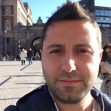 Ramazan Akin, 33, Istanbul, Turkey