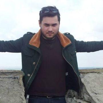 Ali Yıldırım, 28, Istanbul, Turkey