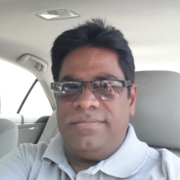 Martin Paul, 36, Dammam, Saudi Arabia