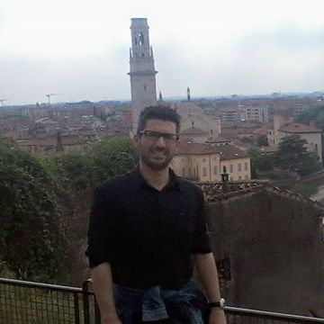 Diego, 34, Venezia, Italy
