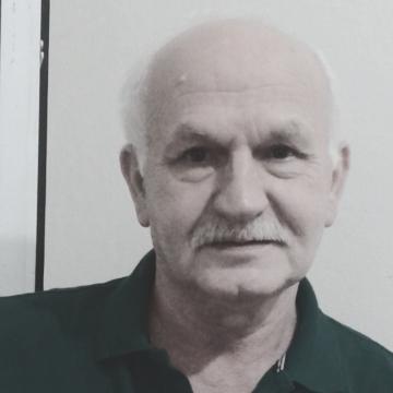 Bünyamin Günaydın, 59, Istanbul, Turkey