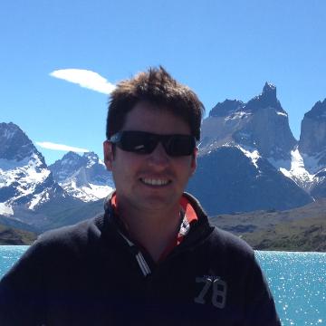 Nicolas Sepulveda, 33, Santiago, Chile