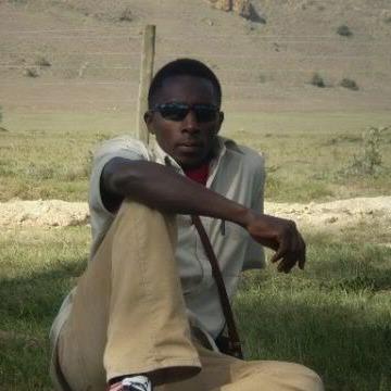 dante, 33, Nairobi, Kenya