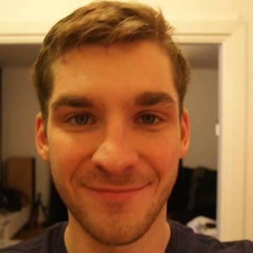 Simon, 26, Stockholm, Sweden