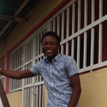 Babatunde Adams Anjuwon, 24, Lagos, Nigeria