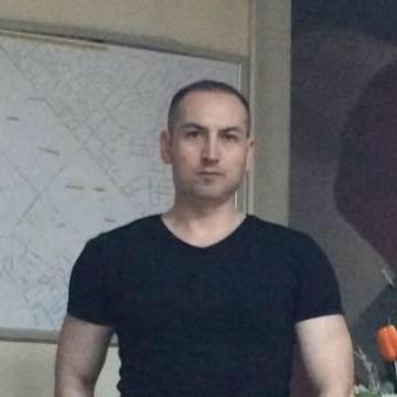 Umut Aytekin, 35, Ankara, Turkey