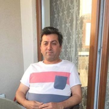 Ali Güneş, 51, Istanbul, Turkey